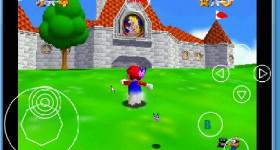 64 Nintendo emulator in igre (Mario, Zelda, kart) za Android telefone - video tutorial
