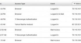Ako môžeme zistiť, či a kedy niekto používa svoj účet Yahoo a ID Yahoo Messenger - výukové video