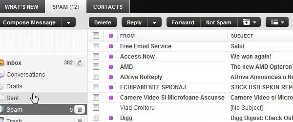 Cum se trimite un email anonim, fara sa avem o adresa de email – tutorial video