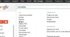 Google Drive, cel mai bun serviciu online de stocare, sincronizare si nu numai – tutorial video