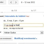 Google Kalender, SMS-varsler for møter, agenda, fritid - video tutorial