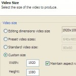 How to turn a standard definition video file in Full HD - video tutorial
