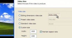 Cum transformam un fisier video standard definition in Full HD – tutorial video