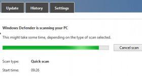 Először a Microsoft, a Windows 8 jön előre telepített antivírus - video bemutató