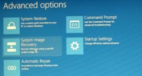 Avanserte oppstartsalternativer, den nye oppstartsmenyen i Windows 8 - video tutorial