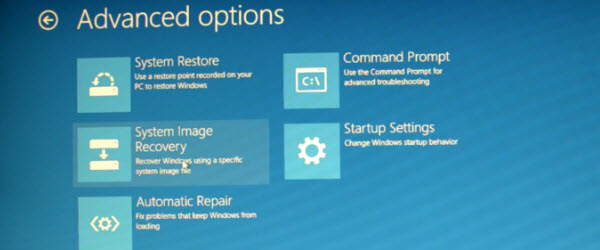 Advanced boot options menu, noul meniu de boot din Windows 8 – tutorial video