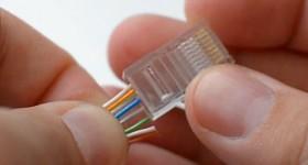 Cum se monteaza mufele pe cablul de net, ordinea standard a culorilor – tutorial video