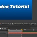 Adobe After Effects, gambaran dan beberapa fungsi asas - video tutorial