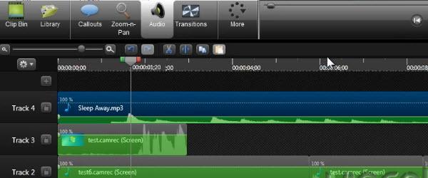 Camtasia Studio 8, cel mai bun program de captura video pentru desktop – tutorial video
