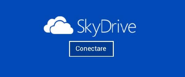 Prezentare aplicatie SkyDrive de la Microsoft pentru telefoane si tablete Android – tutorial video
