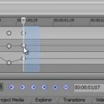 Sony Vegas Pro 11, animation en utilisant des sites d'images clés - tutoriel vidéo