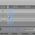 Sony Vegas Pro 11, animasi menggunakan laman keyframe - tutorial video