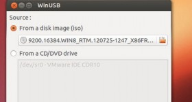 Cum facem un stick USB bootabil cu Windows 8 din Ubuntu – tutorial video