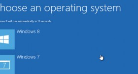 Cum stergem Windows 8 dintr-un dual boot cu Windows 7 – tutorial video