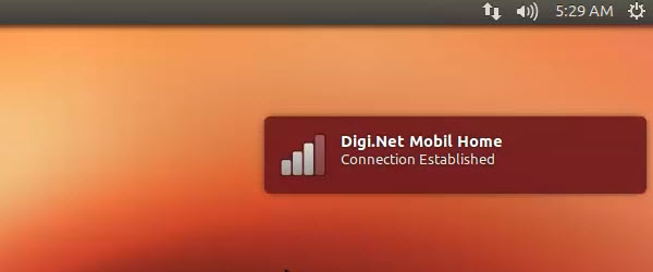 Sådan konfigureres RDS Digi Net Mobil modem i Ubuntu - video tutorial