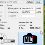 Instaliranje Magic Lantern 64 GB SDXC kartice ili noviji - Video Tutorial