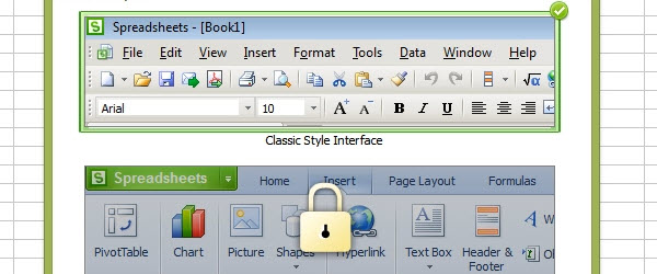 Kingsoft Office, a free alternative to Microsoft Office and easy
