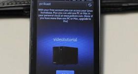 instalação Polkast na NAS Zyxel nsa320, o Personal Cloud - vídeo tutorial