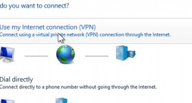 Configuration VPN secure connection between two PCs with Windows - video tutorial