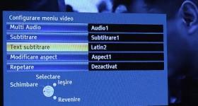 Hvordan spille av filmer med undertekster på NAS direkte til en TV via LAN - video tutorial