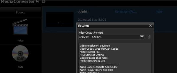 Cum se transcodeaza un DVD cu Handbrake sau Media Converter 8 – tutorial video