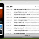 Feedly, odlična zamenjava za Google Reader na namizju in mobilni - video tutorial