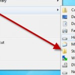 Run the program and change to the Windows menu Send - video tutorial