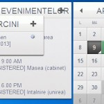 Rainlendar, calendar desktop sincronizat cu Google Calendar si cu Android – tutorial video