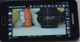 DSLR Dashboard, control si live view de la distanta pentru aparatele foto Nikon – tutorial video