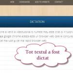 Datoru diktē pat rumāņu ar diakritiskajām zīmēm