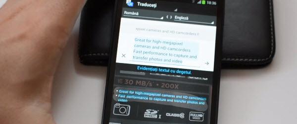 Noul mod conversatie din aplicatia Translate, ne ajuta sa vorbim cu strainii – tutorial video
