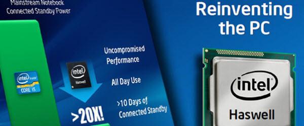 Configurare sistem bazat pe noile procesoare Intel Haswell