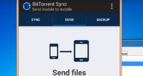 BitTorrent синхронізації, кращий спосіб передачі файлів