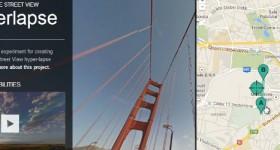 Cum putem face un Hyperlapse din imaginile Google Street View