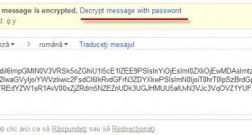 Cum putem trimite si primi email-uri criptate pe Gmail