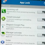 Paroleaza telefoon en tablet applicaties in de App Lock