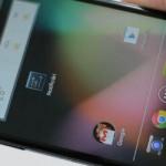 Prezentācija Nexus 4, izmaksu ziņā Android viedtālrunis