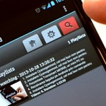 NextVid, asculta muzica de pe YouTube in fundal pe Android