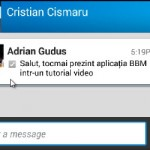 BBM for Android, most powerful messaging application