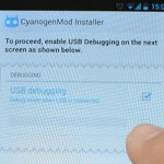 CyanogenMod Installer para instalar super simples do Android