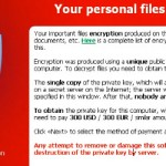 CryptoLocker such as disinfecting prevent and recover files as infected ramsomware