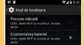 Prezentarea noului Android 4.4 KitKat