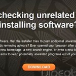 Unchecky eliminates software installation and unwanted toolbars