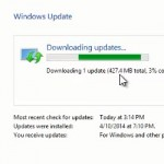 Windows Updateの1 8.1の新機能