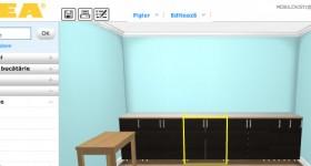 Cum se foloseste aplicatia pentru planificarea bucatariei Ikea