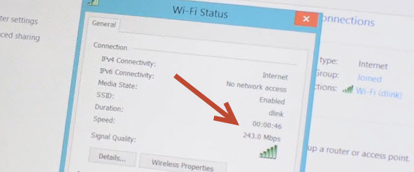Marirea vitezei wireless din latimea de banda a canalelor