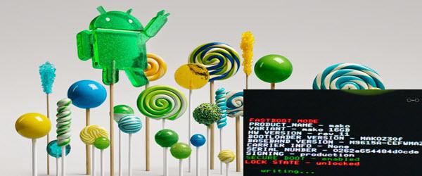 Instalare Android Lollipop 5.0 pe Nexus 4 (invitatie Oneplus One)