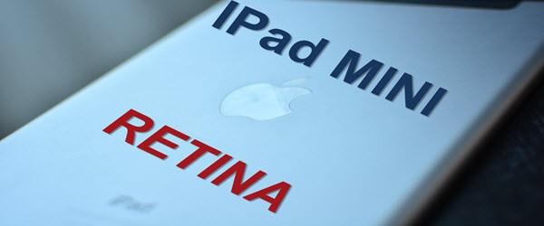 IPad Mini cu ecran retina, ce-mi place si ce nu-mi place