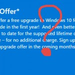 Upgrade gratis ke Windows 10 dan Project Spartan
