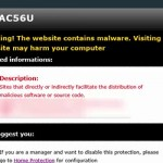 Antivirus wi-fi router, nettverkssikkerhet